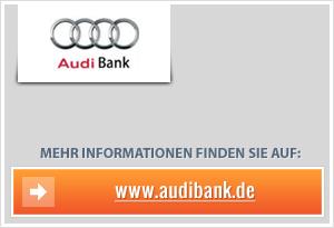 Audi Bank direct senkt Zinssatz