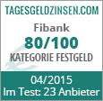 Fibank Festgeld im Test