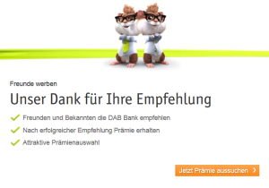 DAB-Bank 2 (TG) - Kunden, welche die DAB-Bank...