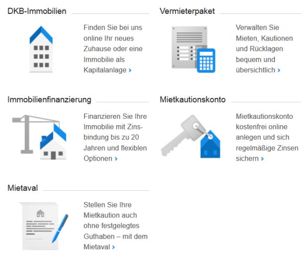 DKB 2 (TG) - Im Bereich Eigentum und Miete erwartet den Kunden ein u...