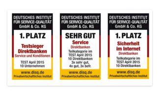 Das Ergebnis der DISQ-Studie 2015