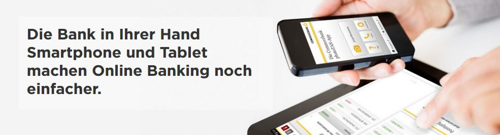: Mobile Banking Commerzbank