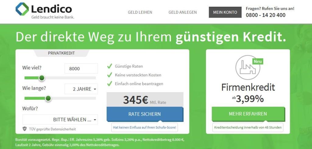 Geld leihen Vergleich zeigt auxmoney Testbericht