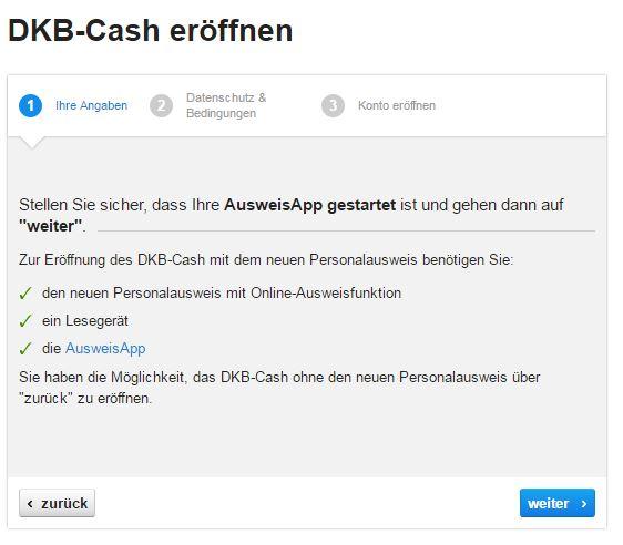 DKB Ausweis-App