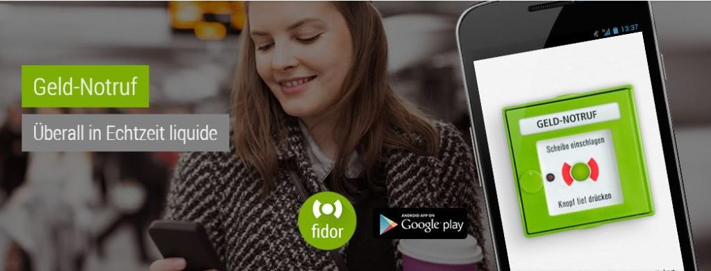 Fidor App