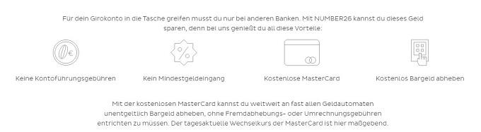 N26 EC-Karte bestellen