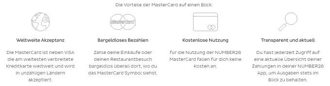 N26 Mastercard Erfahrungen