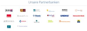 WeltSparen Festgeld Partnerbanken