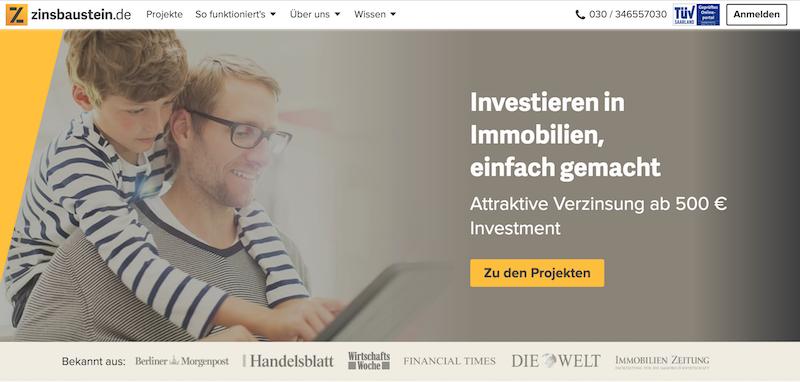 Zinsbaustein.de Erfahrungen von Tagesgeldzinsen.com