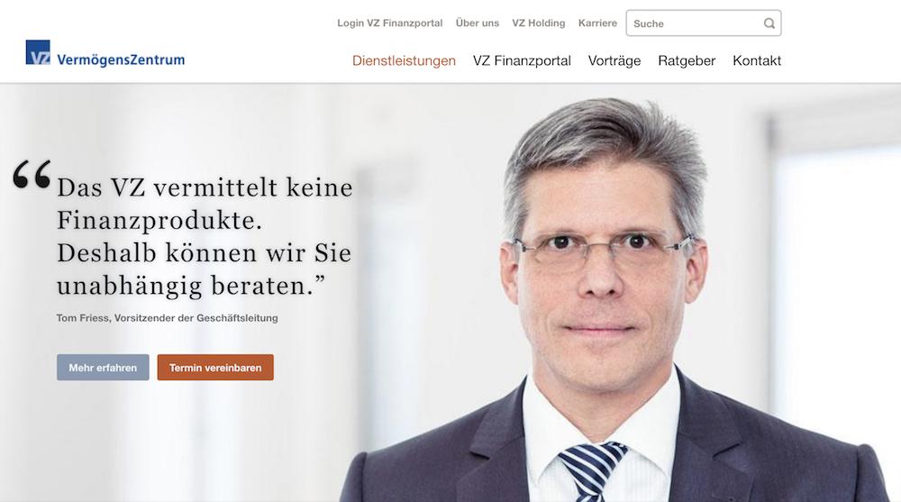 VermögensZentrum Erfahrungen von Tagesgeldzinsen.com