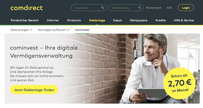 cominvest Erfahrungen von Tagesgeldzinsen.com