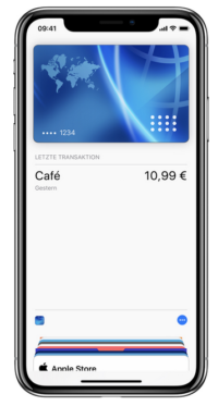 : Apple Pay einrichten