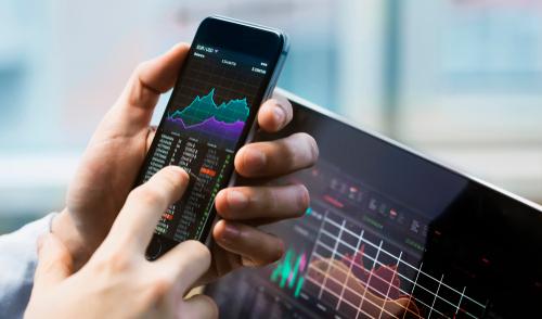 Der Handel bei einem Online-Broker